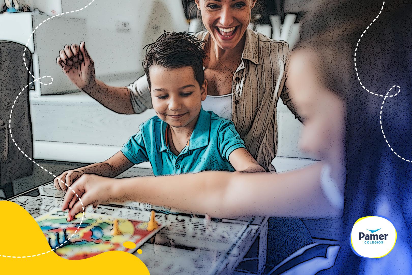 9 habilidades que potenciarás en tu hijo con juegos de mesa